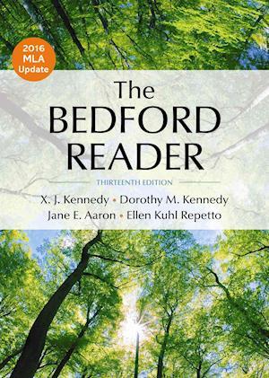 Bog, paperback The Bedford Reader af X. J. Kennedy