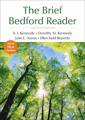 Bog, paperback The Brief Bedford Reader af X. J. Kennedy