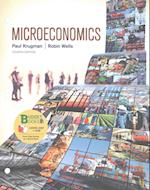 Loose-Leaf Version for Microeconomics 4e & Launchpad for Krugman's Microeconomics (Six Month Access) 4e