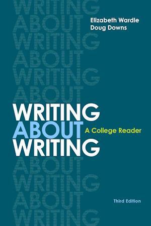 Bog, paperback Writing about Writing af Elizabeth Wardle, Douglas Downs