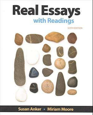 Bog, paperback Real Essays With Readings af Susan Anker