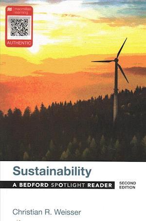 Bog, paperback Sustainability af Christian R. Weisser
