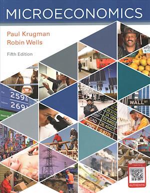 Bog, paperback Microeconomics af Paul Krugman
