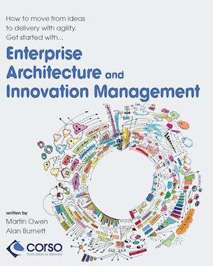 Bog, paperback Enterprise Architecture and Innovation Management af Martin Owen, Alan Burnett