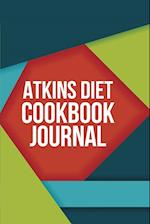 Atkins Diet Cookbook Journal