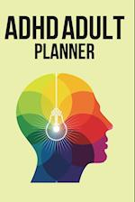 ADHD Adult Planner af The Blokehead