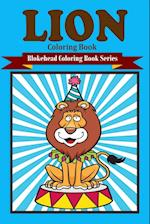 Lion Coloring Book