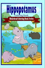 Hippopotamus Coloring Book
