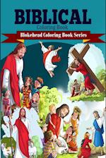 Biblical Coloring Book