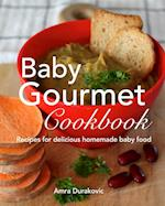 Baby Gourmet Cookbook