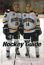 (Past Edition) Who's Who in Women's Hockey Guide 2016