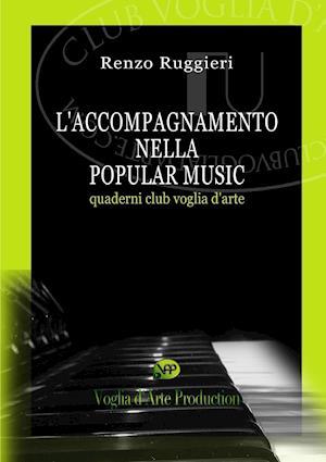 Bog, paperback L'Accompagnamento Nella Popular Music af Renzo Ruggieri