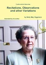Coalbrookdale Memories: Recitations, Observations and other Variations af Betty May Higginson