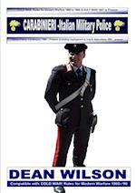 COLD WAR! Carabinieri 1980-Present