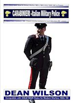 COLD WAR! Carabinieri 1980-Present af Dean Wilson