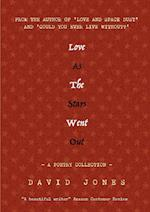 Love as the Stars Went Out af David Jones