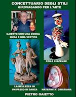 Concettuario Degli Stili af Pietro Gaietto