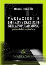 Variazioni E Improvvisazioni Nella Popular Music af Renzo Ruggieri