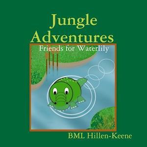 Bog, paperback Jungle Adventures af BML Hillen-Keene