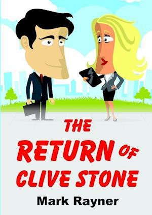 Bog, paperback The Return of Clive Stone af Mark Rayner
