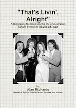 That's Livin', Alright af Alan Richards