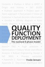 Quality Function Deployment: The evolved 4-phase model