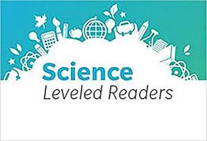 Hmh Children's Science & Stem Leveled Readers, Matter, Forces, & Energy G1 Levels G-I