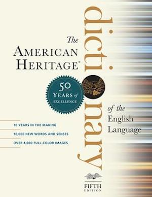 American Heritage Dictionary of the English Language, Fifth Edition: Fiftieth Anniversary Printing