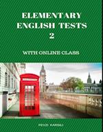 Elementary English Tests 2 af Fevzi Karsili