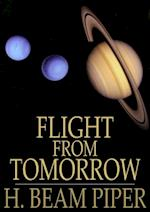 Flight From Tomorrow af H. Beam Piper