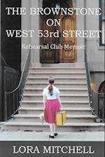 The Brownstone on West 53rd Street af Lora Mitchell