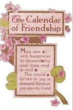 The Left-Hander's Calendar of Friendship af Kellscraft Studio