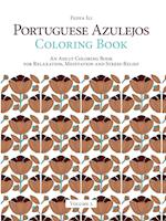 Portuguese Azulejos Coloring Book, Volume 2 af Fedya Ili