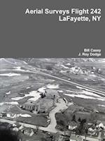 Aerial Surveys Flight 242 LaFayette, NY af Bill Casey, J. Roy Dodge