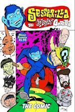 Sass Parilla The Singing Gorilla: The Comic