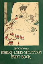 Robert Louis Stevenson Coloring Book af Kellscraft Studio