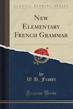 New Elementary French Grammar (Classic Reprint)