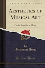 Aesthetics of Musical Art
