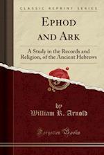 Ephod and Ark