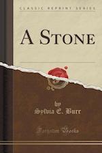 A Stone (Classic Reprint) af Sylvia E. Burr
