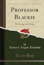 Professor Blackie