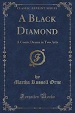 A Black Diamond af Martha Russell Orne