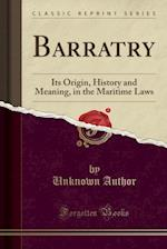 Barratry