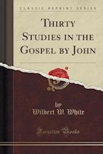 Thirty Studies in the Gospel by John (Classic Reprint) af Wilbert W. White