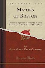 Mayors of Boston
