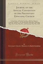 Journal of the Annual Convention of the Protestant Episcopal Church
