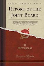 Report of the Joint Board af Metroparks Metroparks