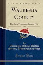 Waukesha County, Vol. 2