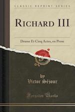 Richard III af Victor Sejour