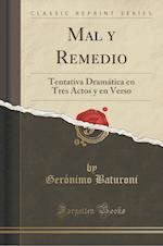 Mal y Remedio af Geronimo Baturoni